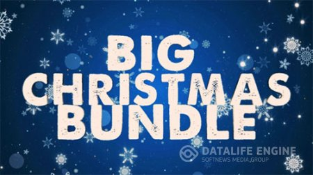 42 Christmas Element Pack - Motion Graphics (Videohive)