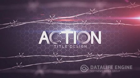 Action Title Design - After Effects Templates