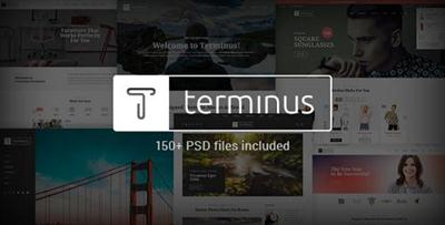 Terminus - Multi-Purpose PSD Template 14980744