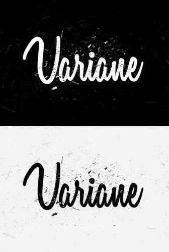 Variane Script Font OTF