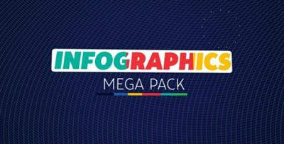 Videohive - Infographics Mega pack