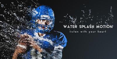 Water Splash Motion - Project for After Effects (Videohive)