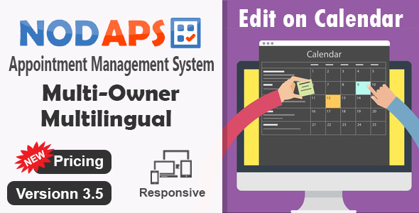Appointment Management System - NodAPS