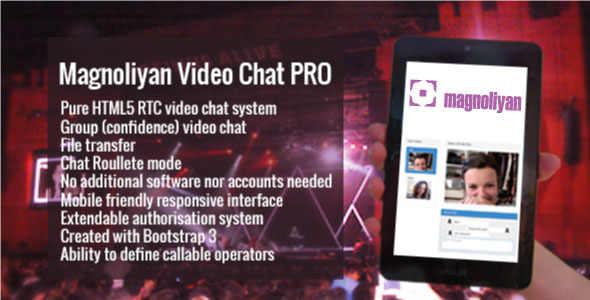 Magnoliyan Video Chat PRO v1.13.0