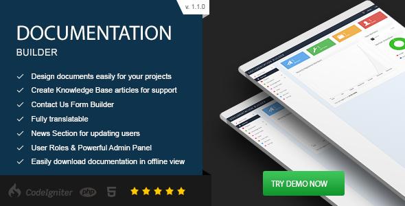 Documentation Builder