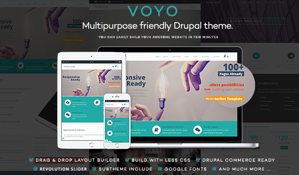 drupal templates nulled