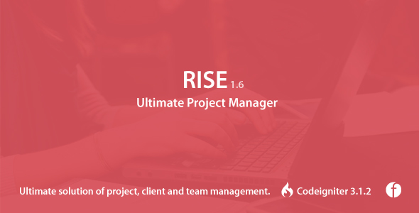 RISE v1.6 - Ultimate Project Manager
