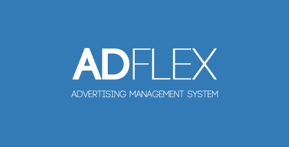 AdFlex v1.5 - advertising management system