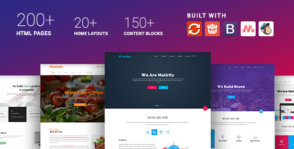 nulled materialize  u2013 material design based multipurpose