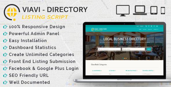Viavi - Directory Listing Script
