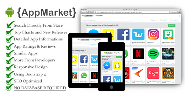Image Result For Codecanyon App Market Google Play Store