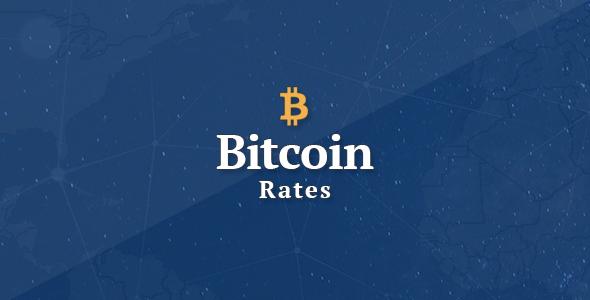 Bitcoin Rates - 163 Currencies Realtime