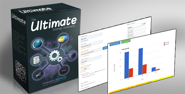 The Ultimate Sitemap Generator v1.5
