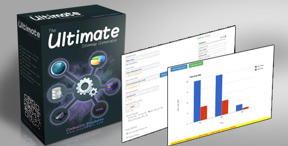 The Ultimate Sitemap Generator v1.5