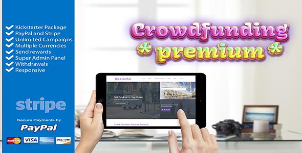 Crowdfunding Starter