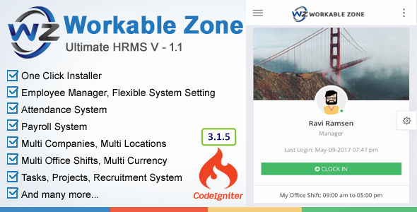 HRM v1.1 - Workable Zone