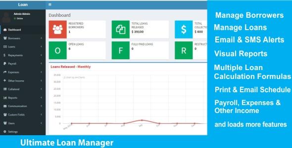 Ultimate Loan Manager v1.3