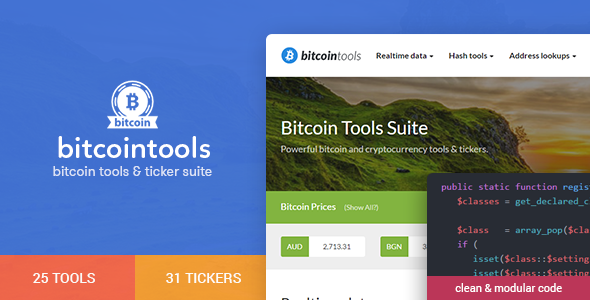 Bitcoin Tools Suite - 50+ Features
