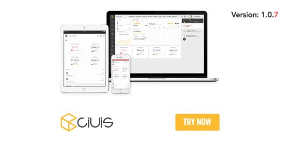 Ciuis CRM v1.0.7