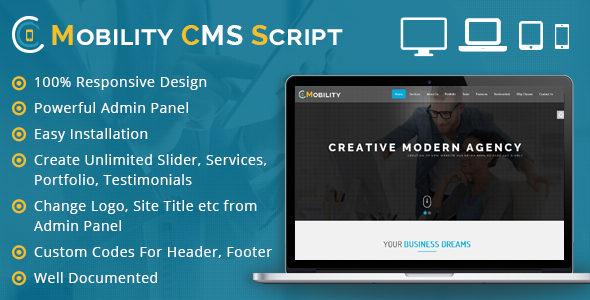 Mobility CMS Script v1.0.3