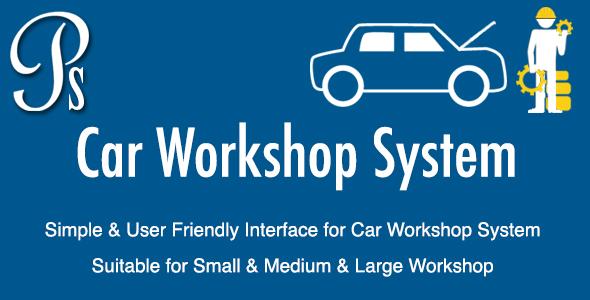 Car Workshop System