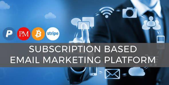 mBiz - Subscription Based Email Marketing CMS