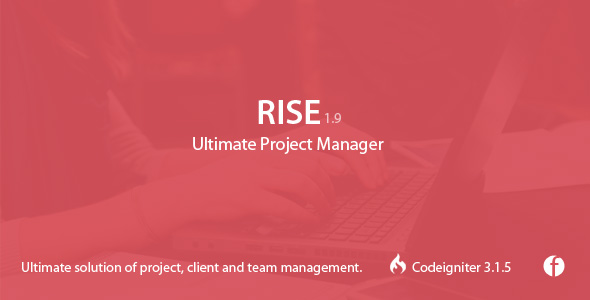 RISE v1.9 - Ultimate Project Manager