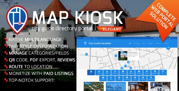 City Guide Directory Portal v1.6.2