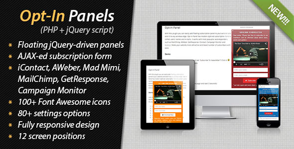 Opt-In Panels