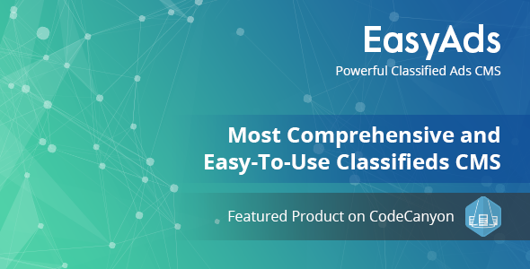 EasyAds v1.3 - Powerful Classified Ads CMS