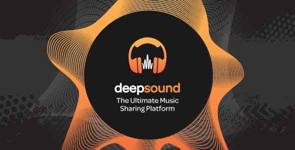 DeepSound v1.1 - The Ultimate PHP Music Sharing Platform - nulled