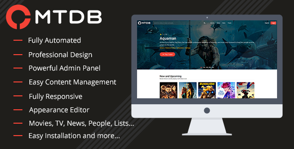 MTDb v3.1.1 - Ultimate Movie&TV Database
