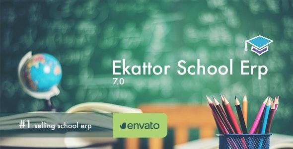 Ekattor School Erp v7.0 - nulled