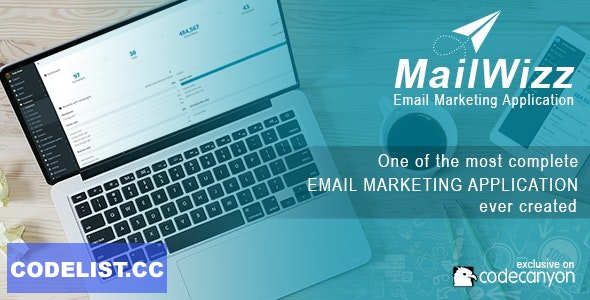 MailWizz v1.9.14 - Email Marketing Application - nulled